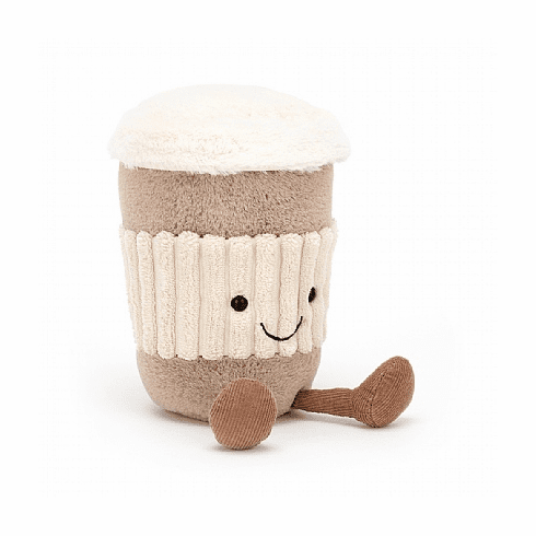 Jellycat Amuseables Coffee-To-Go Stuffed Toy