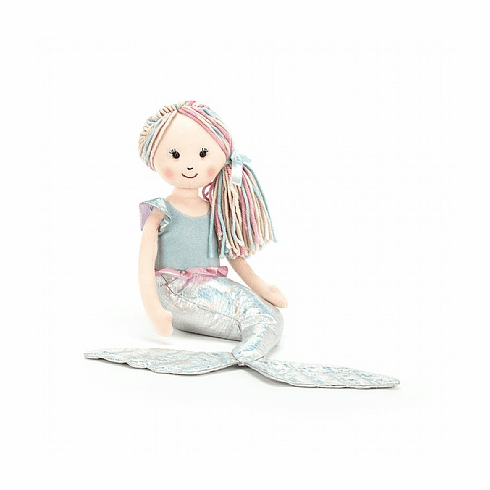 Jellycat Aqua Lily Stuffed Doll
