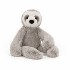 Jellycat Bailey Sloth Small Stuffed Toy