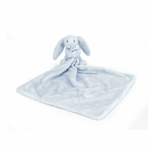 Jellycat Bashful Bunny Blue Soother