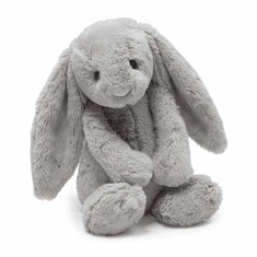 Jellycat Bashful Bunny Grey Large Plush Animal
