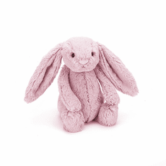 Jellycat Bashful Bunny Tulip Pink Medium Plush Animal