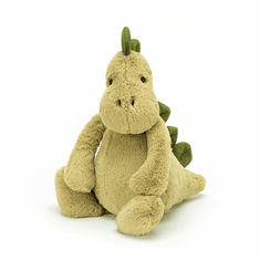 Jellycat Bashful Dino Medium Stuffed Animal