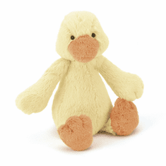 Jellycat Bashful Duckling Yellow Small Plush Animal