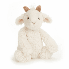 Jellycat Bashful Goat Medium Stuffed Animal