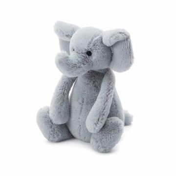 Jellycat Bashful Grey Elephant Large