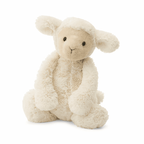 Jellycat Bashful Lamb Medium Plush Animal