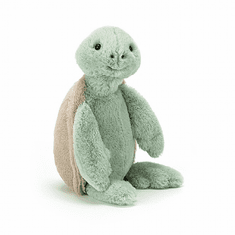 Jellycat Bashful Turtle Small Stuffed Animal