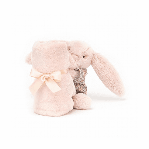 Jellycat Bedtime Blossom Blush Bunny Soother Stuffed Toy
