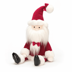 Jellycat Berry Santa Large Stuffed Toy