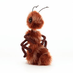 Jellycat Bodacious Bug Red Ant Stuffed Toy