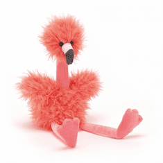 Jellycat Bonbon Flamingo Stuffed Animal