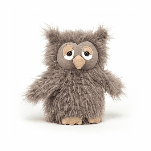 Jellycat Bonbon Owl Stuffed Toy