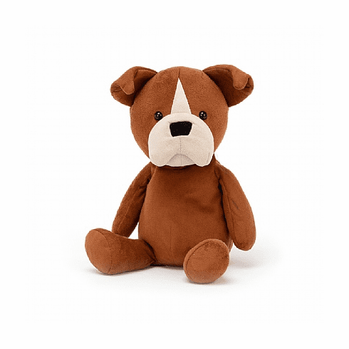 Jellycat Bruno Boxer Stuffed Toy