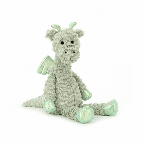 Jellycat Dainty Dragon Small Stuffed Animal
