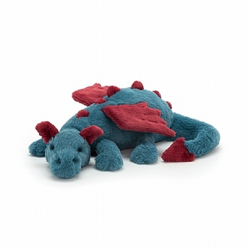 Jellycat Dexter Dragon Stuffed Animal