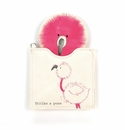 Jellycat Flaunt Your Feathers Pouch Mirror