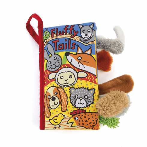 Jellycat Fluffy Tails Activity Book