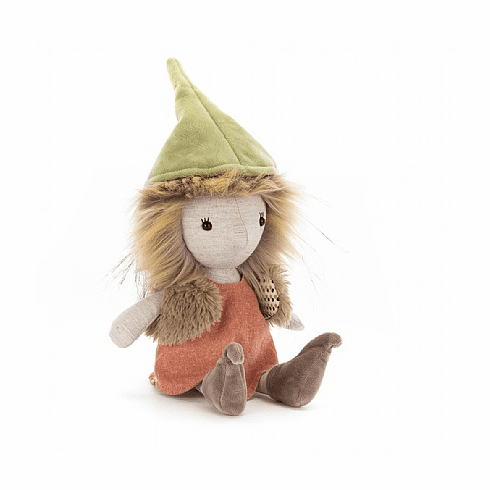 Jellycat Forest Foragers Clover Stuffed Toy