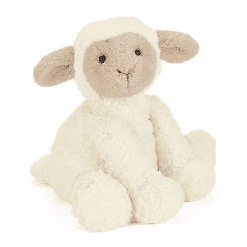 Jellycat Fuddlewuddle Lamb Medium New Plush Animal