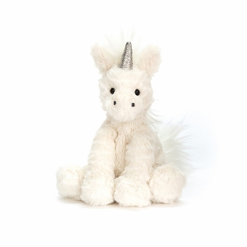 Jellycat Fuddlewuddle Unicorn Baby Stuffed Toy