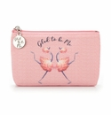 Jellycat Glad to Be Me Pink Pouch