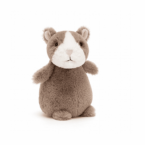 Jellycat Happy Nutmeg Hamster Stuffed Toy