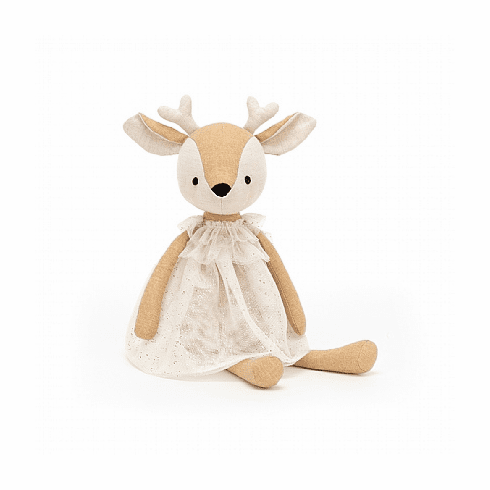 Jellycat Jolie Fawn Stuffed Toy