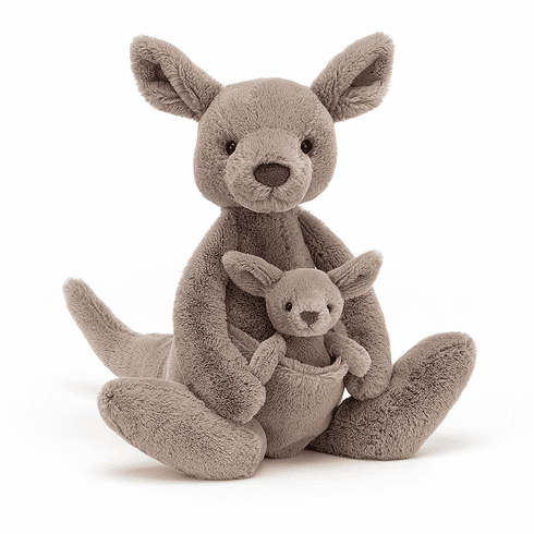 Jellycat Kara Kangaroo Plush Toy