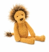 Jellycat Knit Wit Lion Stuffed Toy