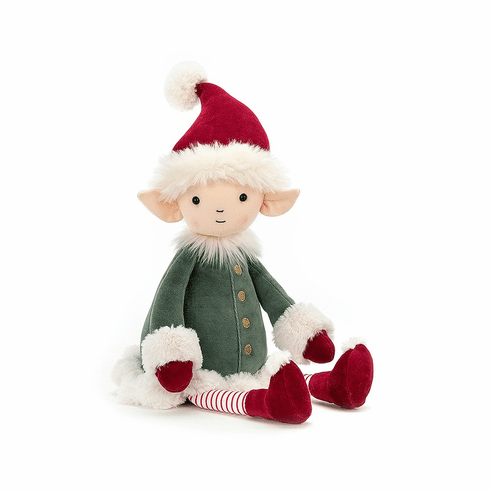 Jellycat Leffy Elf Large Plush Toy
