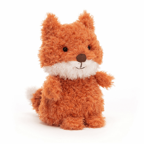 Jellycat Little Fox Plush Toy