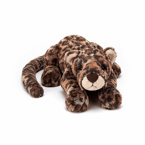 Jellycat Livi Leopard Large Stuffed Animal