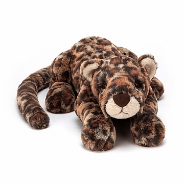 Jellycat Livi Leopard Medium Stuffed Animal