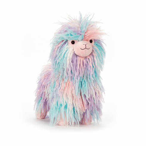 Jellycat Lovely Llama Little Stuffed Animal