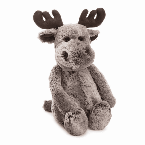 Jellycat Marty Moose Small Stuffed Toy