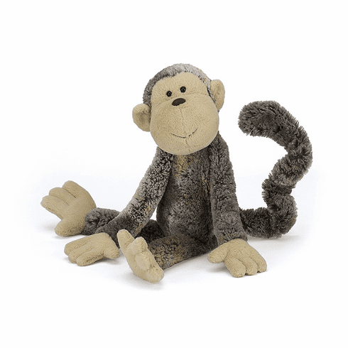 Jellycat Mattie Monkey Medium Plush Animal