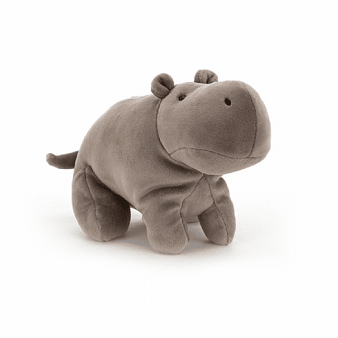 Jellycat Mellow Mallow Hippo Small Stuffed Toy