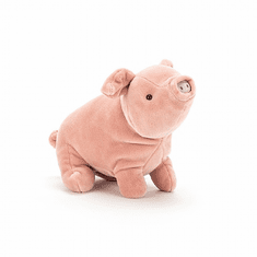 Jellycat Mellow Mallow Pig Small Stuffed Toy