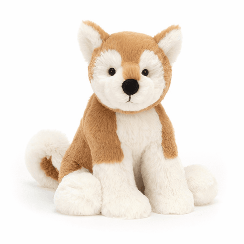 Jellycat Milo Shiba Inu Dog Medium Plush Toy