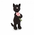 Jellycat Mini Messenger Cat Plush Toy