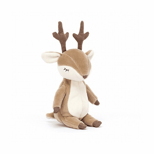 Jellycat Minikin Fawn Stuffed Toy