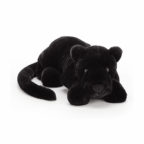 Jellycat Paris Panther Little Stuffed Toy