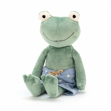 Jellycat Party Frog Stuffed Animal