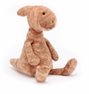 Jellycat Patrick Parasaurolophus Plush Animal