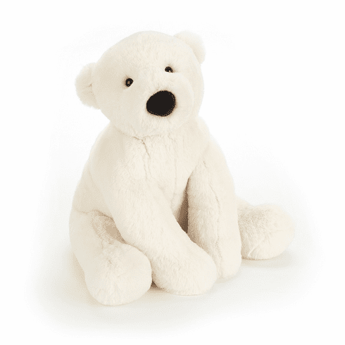 Jellycat Perry Polar Bear Large Stuffed Toy