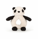 Jellycat Pippet Panda Ring Rattle