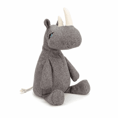 Jellycat Pobblewob Rhino Stuffed Toy