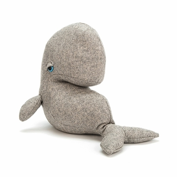 Jellycat Pobblewob Whale Stuffed Toy