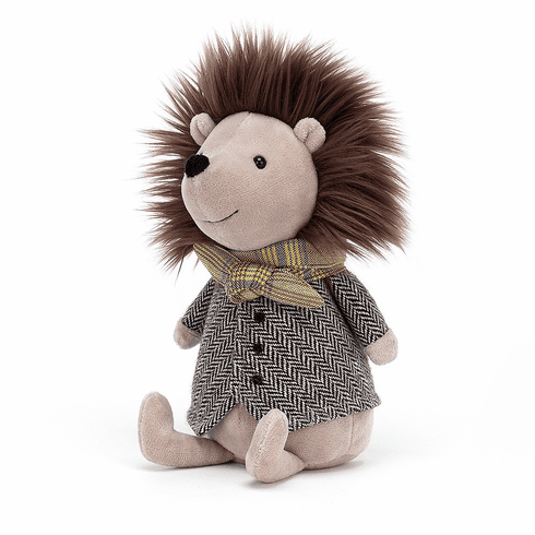Jellycat Riverside Rambler Hedgehog Plush Toy